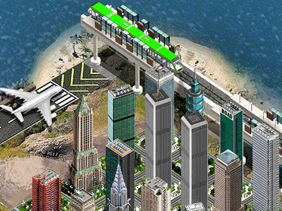Monorail Island™ screenshot 9