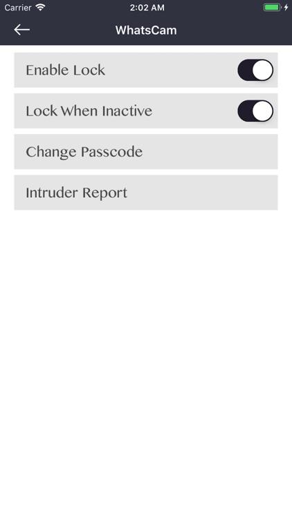 WhatsCam for Dual WhatsWeb screenshot-4
