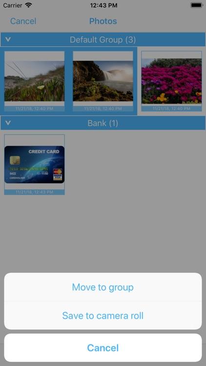 MultiPasswords screenshot-6