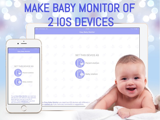 Easy Baby Monitor - Babysitter screenshot 6