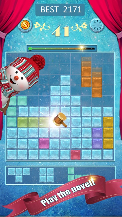 Block Blast! 1010 Cool Block Puzzle screenshot-4