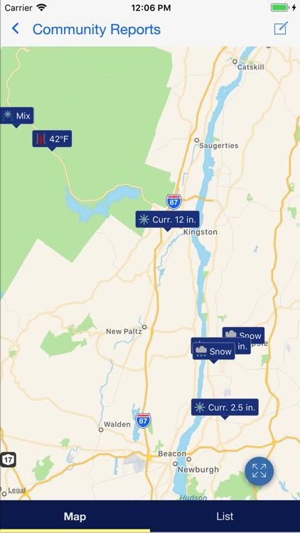 Hudson Valley Weather screenshot-4