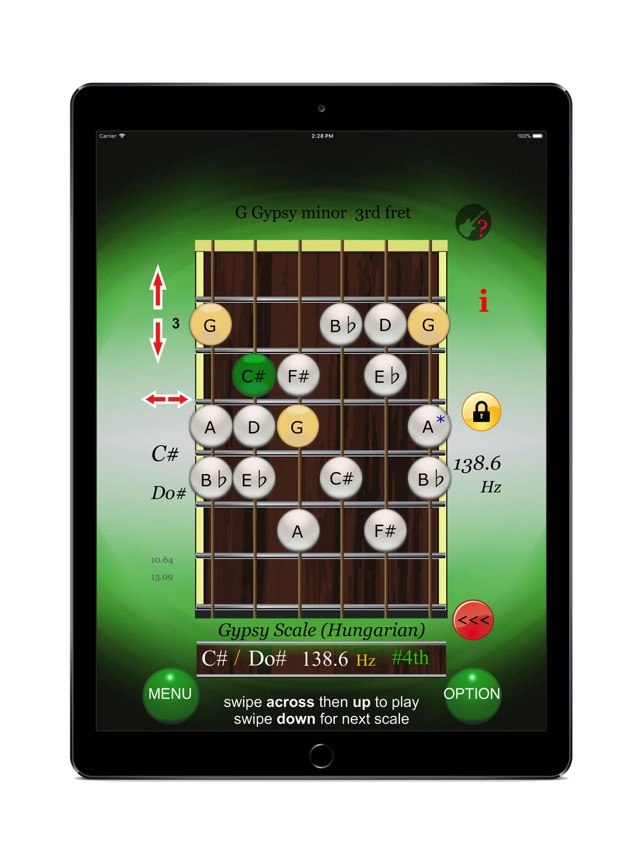Guitar Scales (Ads) on the App Store