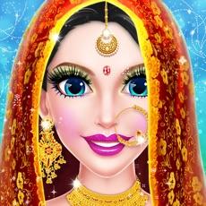 Activities of Indian Girl Spa Salon Makeup