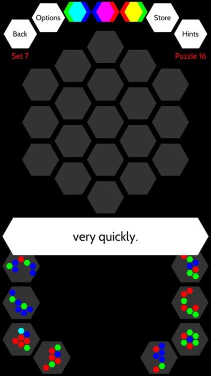 Panal Puzzle Lite screenshot-4