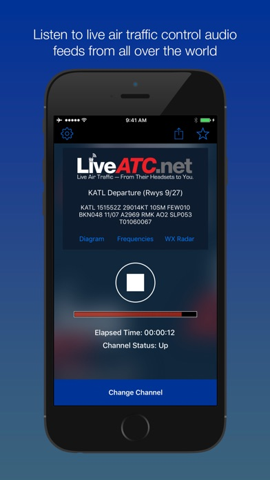 Liveatc Air Radio review screenshots
