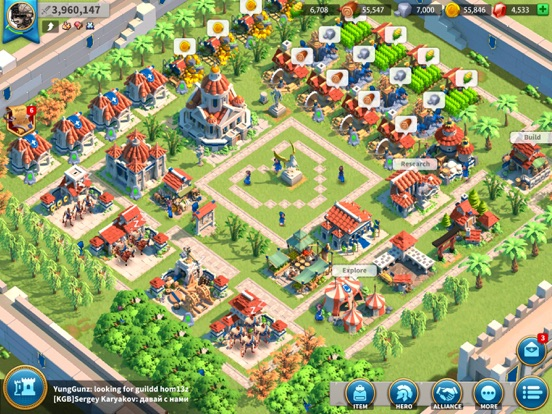 Rise of Kingdoms screenshot 20