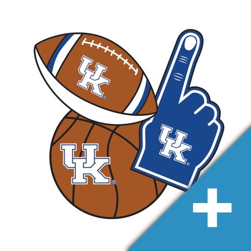 Kentucky Wildcats PLUS Selfie Stickers