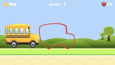 Fit the bus – A fun mini game