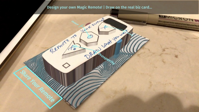 Magic Remotes on the App Store