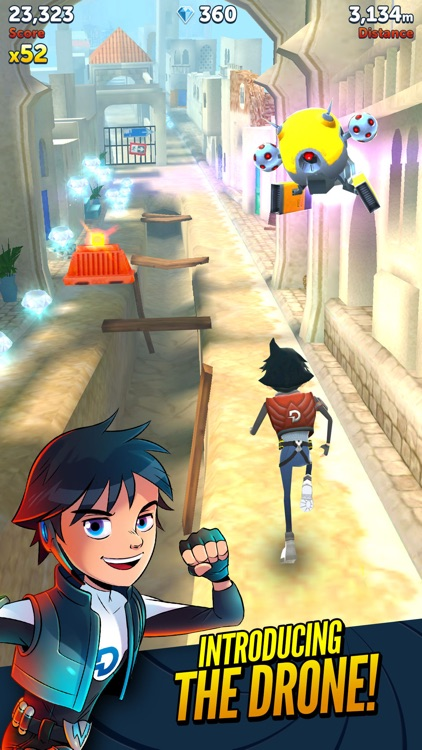 Agent Dash screenshot-0