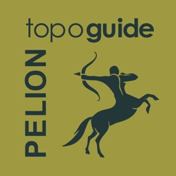 South Pelion topoguide