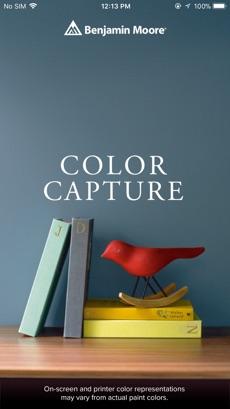 Color Capture Interior Design Color Matching App