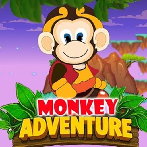 Monkey Banana Adventure iOS App