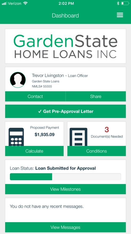 Attractive GardenState Home Loans