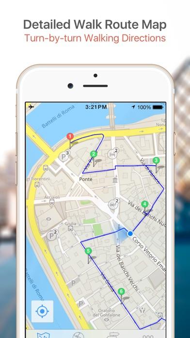 Kuwait City Map & Walks (F) | App Price Drops