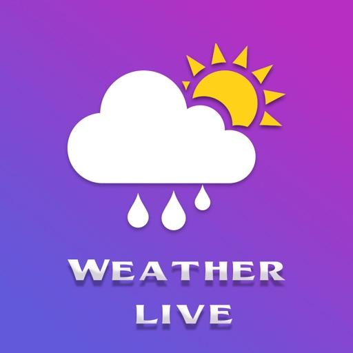 Погода - радар, в реальном