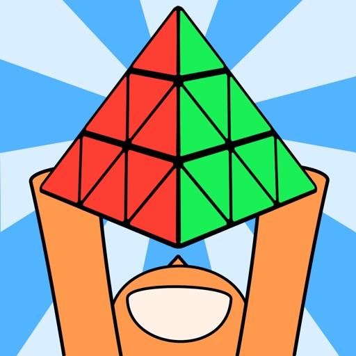 Pyraminx Solver