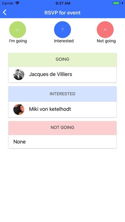 Vizit App screenshot-3
