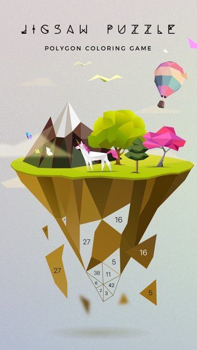 UNICORN: Low Poly Puzzle Game for Windows