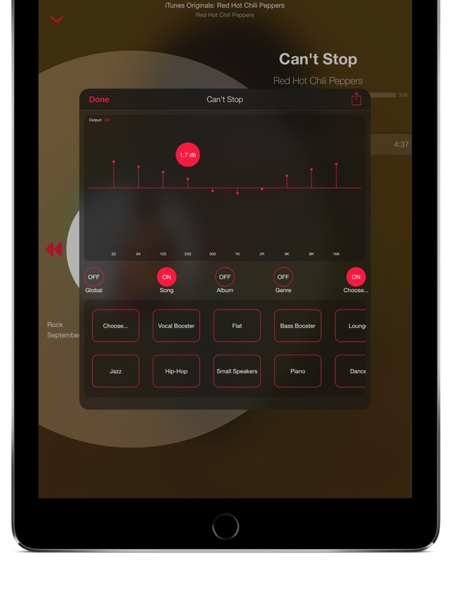 TunesFlow - Music Player with Equalizer Screenshot