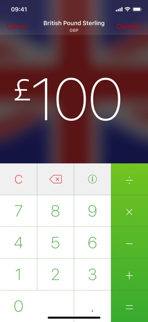 Currency on the App Store
