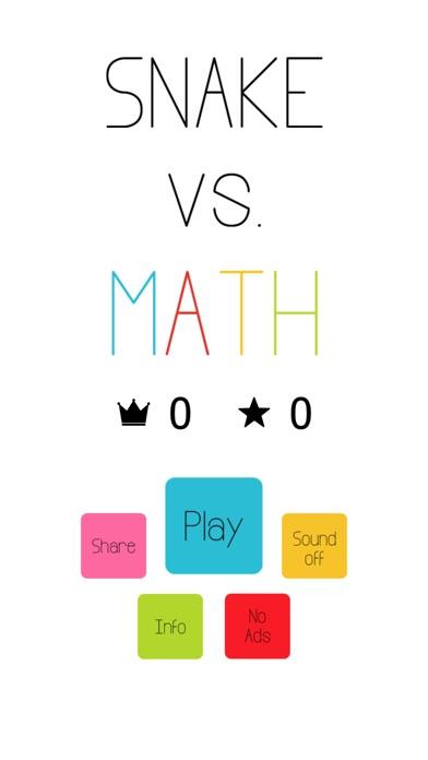 Snake VS Block Math screenshot 1
