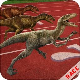 Jurassic Dinosaur Racing