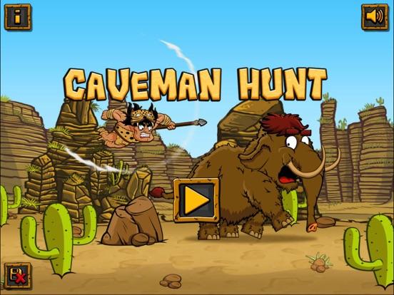 Caveman Hunt screenshot 6