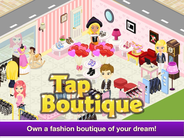 Tap Boutique for iPad