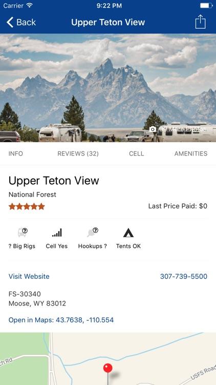 Campendium - RV & Tent Camping
