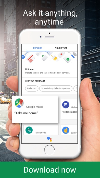 Download Google Assistant for Pc