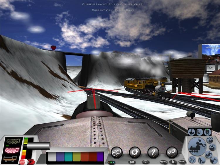 iRunTrains screenshot-4