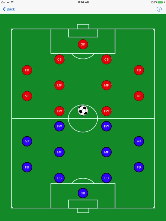 Soccer Formation screenshot-1