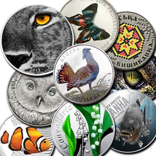Монеты мира - начни сейчас