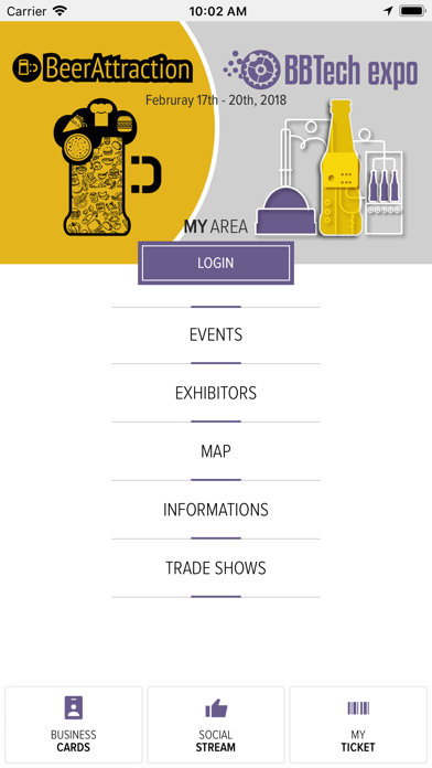 Beer Attraction - BBTech expo screenshot 1