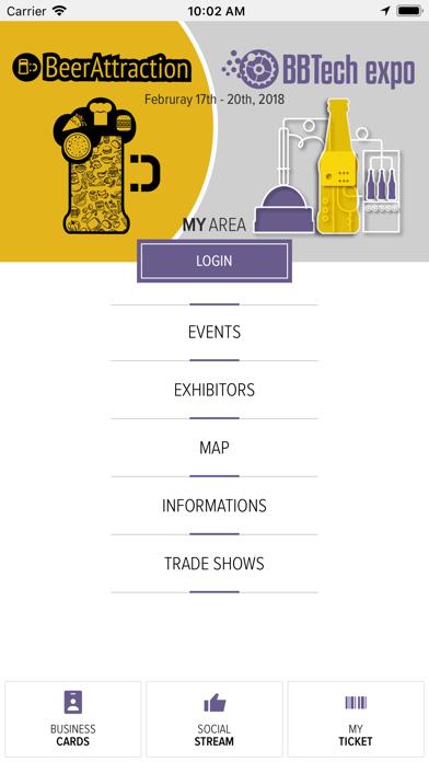 Beer Attraction - BBTech expo screenshot 1