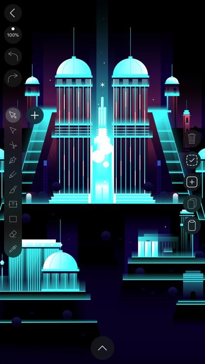 Vectornator screenshot-5
