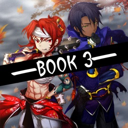 Samurai of Hyuga Book 3