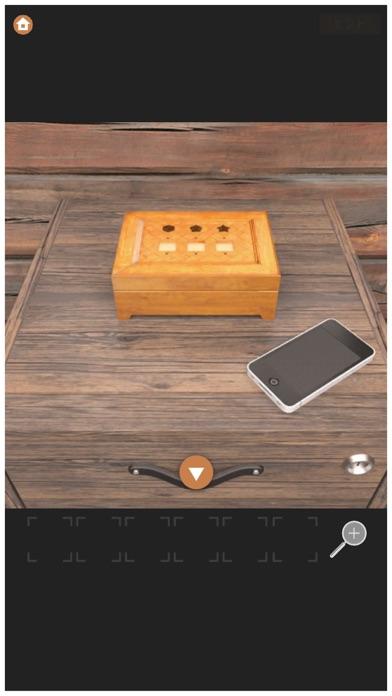 脱出ゲーム 不思議なコテージからの脱出 screenshot1