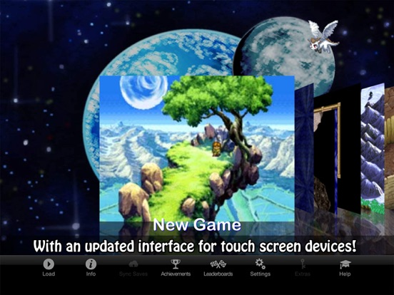 Игра Lunar Silver Star Story Touch