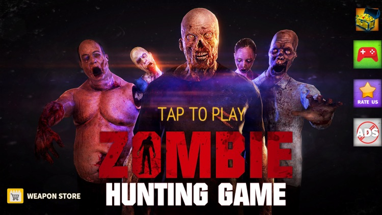 Deadly Trigger Zombie Shooter