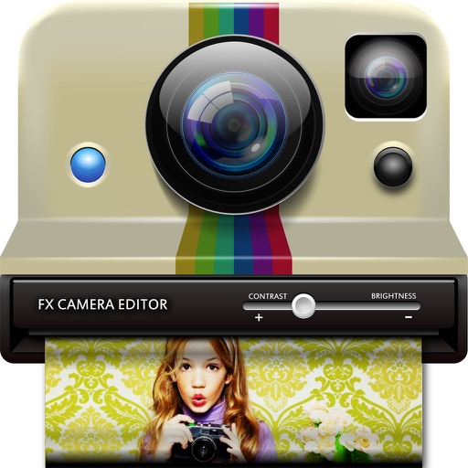 Photo Effects FX Add Custom Bokeh HD Collection Colour to Photos for Instagram