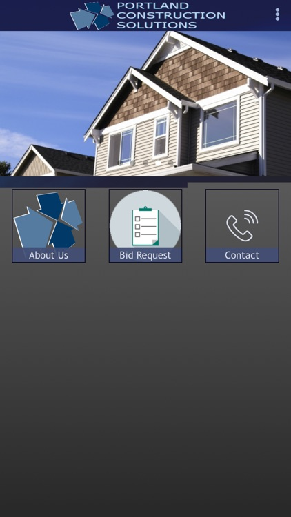 pcs bid app by portland real estate solutions llc