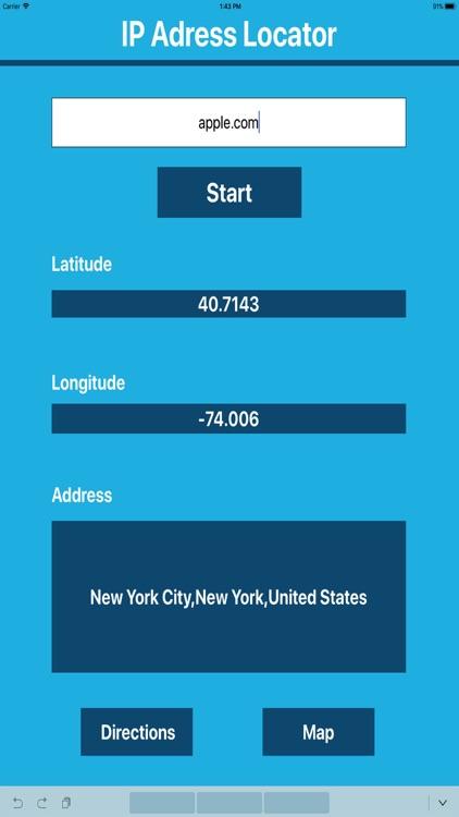 IP Address of the World