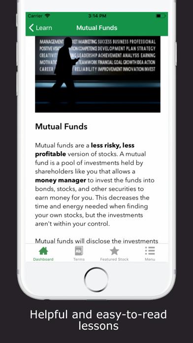 InvestorPrep: Learn To InvestScreenshot of 2