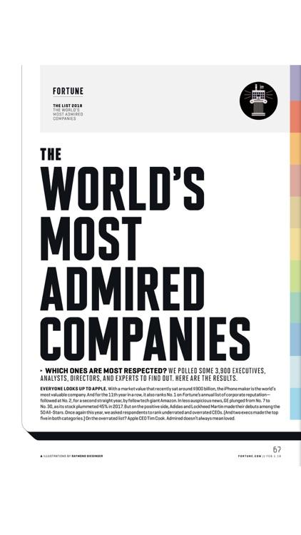 FORTUNE Magazine screenshot-3