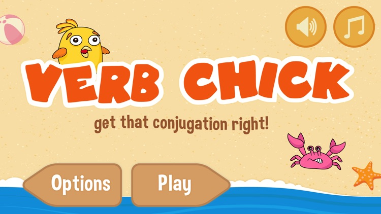 French verbs with Verb Chick screenshot-4