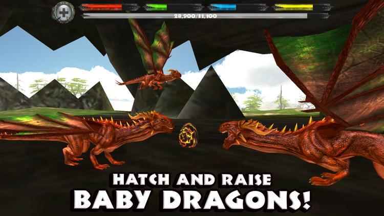 World of Dragons: 3D Simulator screenshot-4