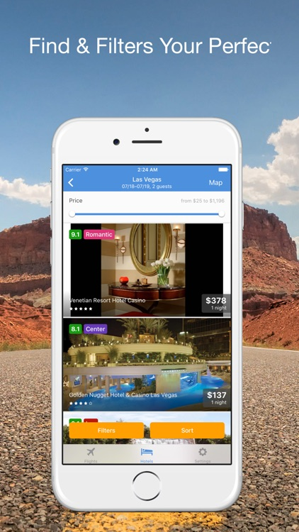 Cheap Flights and Hotels All inclusive to Anywhere screenshot-4